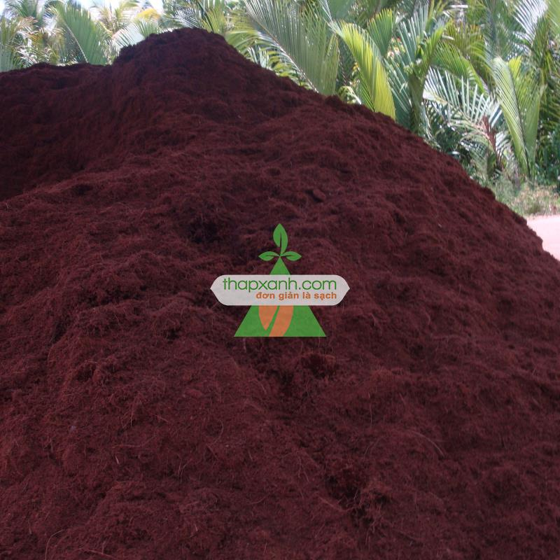Xơ dừa trồng rau (/bao)