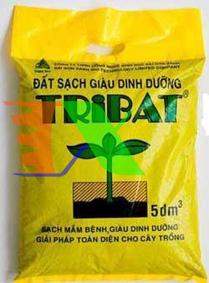Picture of Đất Tribat dinh dưỡng (túi 5dm3)