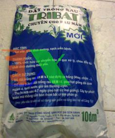 Picture of Đất Tribat trồng rau mầm (túi 10dm3) 5kg