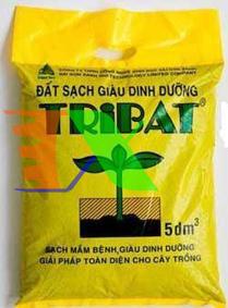 Ảnh của Đất Tribat dinh dưỡng (túi 10dm3)