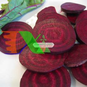 Ảnh của Hạt giống Củ Dền (Củ cải ngọt đỏ))