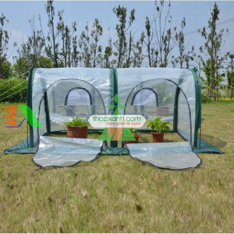 Nhà màng mini (Lều polymer, 200x100x100)
