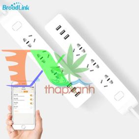 Picture of Ổ cắm thông minh điều khiển qua wifi (broadlink MP2)