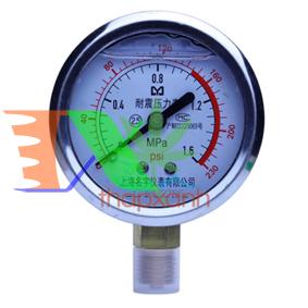 Picture of Đồng hồ đo áp suất nước, khí nén, áp kế, van đo áp suất YN60