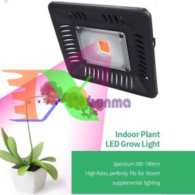 Ảnh của Đèn Led trồng cây trong nhà COB-50W Epistar Slim