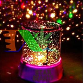 Picture of Đèn ngủ chiếu sao, trăng, tình yêu, pet Star Master 4.5V
