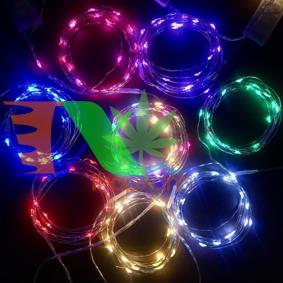 Ảnh của Đèn led dây, đèn led trang trí dây đồng mini