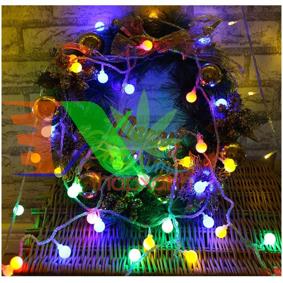Ảnh của Đèn trang trí led hình tròn (viên bi), đèn trang trí led dây (3m)