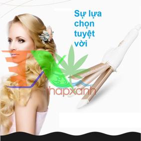 Ảnh của Lược điện uốn tóc, ép tóc thẳng NOVA (2 trong 1)