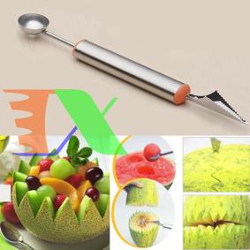 Ảnh của Dụng cụ cắt tỉa trái cây, củ quả đa năng (2 trong 1)