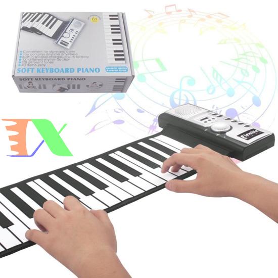 Ảnh của Đàn piano 61 phím, Đàn piano cuộn, Đàn piano mềm, Đàn piano cao su, Soft keyboard piano
