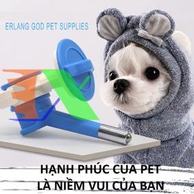 Ảnh của Vòi uống nước tự động cho Pet (Chó, mèo, gà) lắp chai nhựa