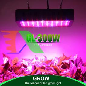 Picture of Đèn Led trồng cây đủ phổ GL-300W, Đèn led hỗ trợ trồng cây trong nhà, Led grow light