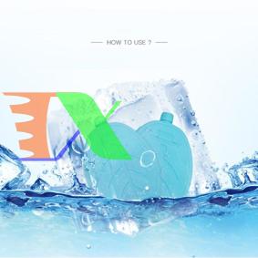 Ảnh của Đá khô CO2 DK400 giữ lạnh sữa, bia, rượu, Hộp băng khô dạng gel cho quạt điều hòa, du lịch, phượt