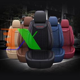 Ảnh của Áo ghế ô tô, Áo ghế xe hơi, Bọc da ghế xe A68 5 Ghế, Trùm ghế xe 4-5 chỗ