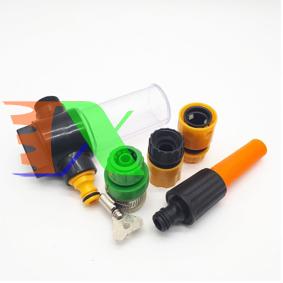 Picture of Bộ vòi xịt nước tưới cây, Rửa xe BTN-5200, Bộ 3 món Vòi nhựa VOI-N16  Kèm bình xà phòng 12-18 mm
