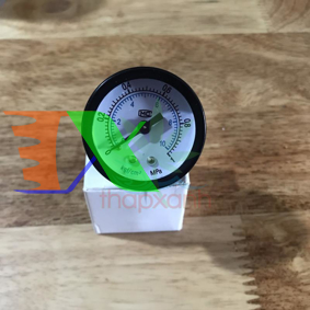 Ảnh của Đồng hồ đo áp suất nước, khí nén, áp kế, van đo áp suất Y40