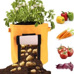 Hình ảnh cho danh mục Túi PE, Túi vải trồng cây