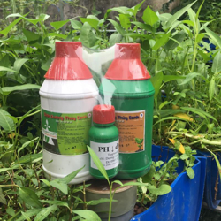 Picture for category Hydroponic nutrients