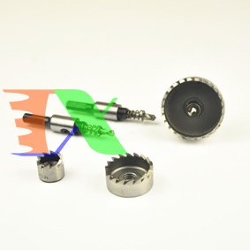 Ảnh của Mũi khoét thép gió HSS, Đường kính 12 - 100 mm, Mũi khoét chuyên dụng, Khoét tôn, nhựa, thép