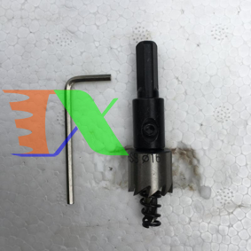 Ảnh của Mũi khoét thép gió HSS Φ16 (Đường kính 16mm)