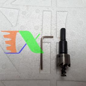 Ảnh của Mũi khoét thép gió HSS Φ18.5 (Đường kính 18.5mm)