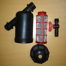 Picture for category Membrane filter, Filter mesh