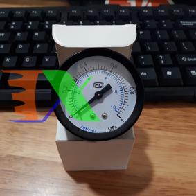 Picture of Đồng hồ đo áp suất nước, khí nén, áp kế, van đo áp suất Y50