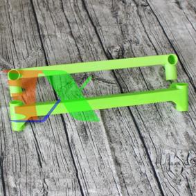 Picture of Khung giá cho ống Inox 19, Khung nhựa kèm T lắp ghép, Khung lắp ghép giá trồng rau, trồng hoa