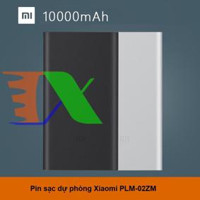Ảnh của Pin sạc dự phòng, Pin dự phòng xiaomi 10000mAh (PLM-02-ZM)