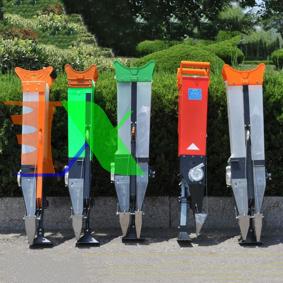 Picture of Máy gieo hạt giống TMG-02, Máy bón phân tự động 2 đầu ra, Dụng cụ gieo hạt bán tự động, Gieo Ngô, Lạc, Đậu