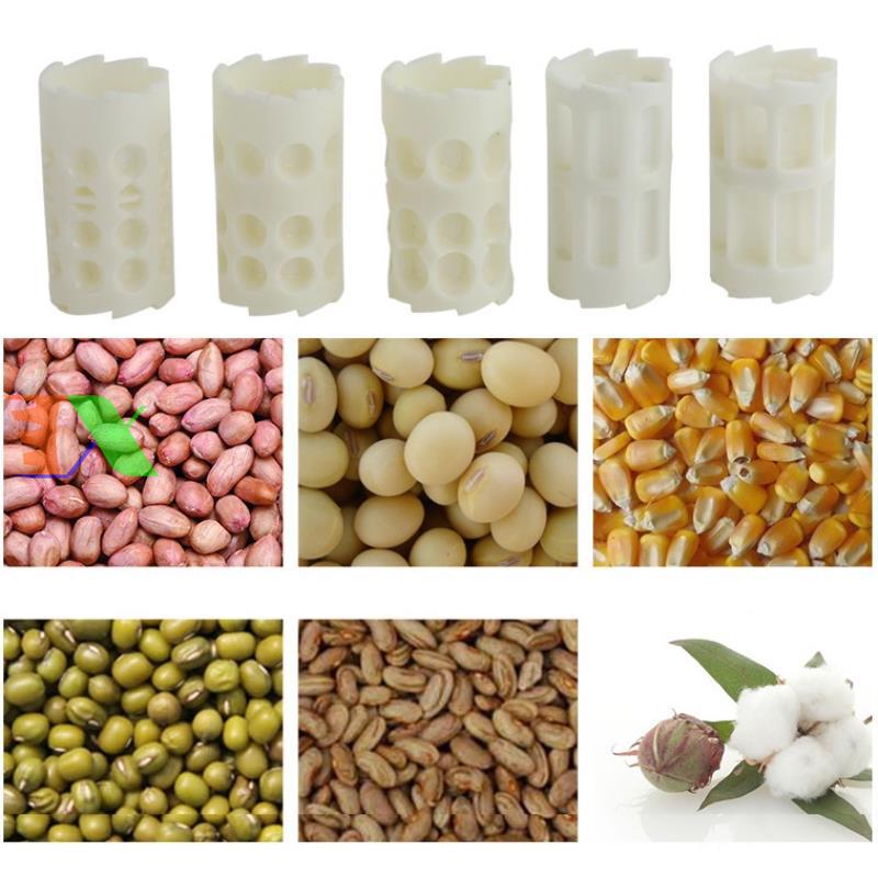 Máy gieo hạt, bón phân tự động (2 đầu ra)