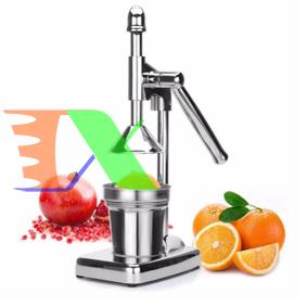 Ảnh của Máy ép cam bằng tay ORG-1 Inox, Ép trái cây, lựu, bưởi, Dụng cụ Ép cam chuyên dụng