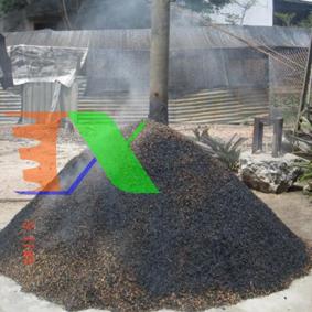 Picture of Trấu hun trồng rau (bao 50dm3), Vỏ trấu hun trồng rau, Than trấu trồng cây