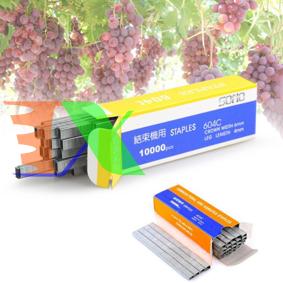 Ảnh của Hộp ghim 604 cho máy buộc dây, Hộp 10'000 ghim cho Dụng cụ buộc dây leo Tape tool