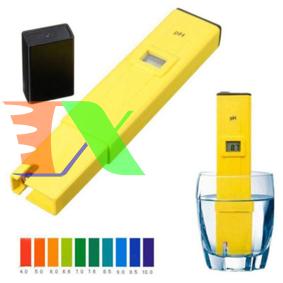 Ảnh của Bút đo độ PH của nước PH-009, Máy đo PH, Dụng cụ đo PH Dung dịch Chất lỏng