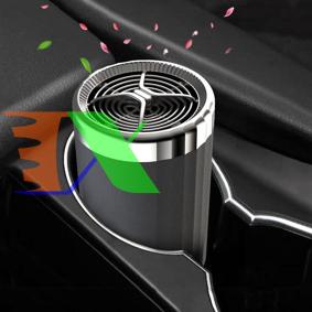 Ảnh của Sáp hương nước hoa nam ô tô AUZ-250 ml, Bình thơm khử mùi xe hơi, nhà vệ sinh, phòng ngủ