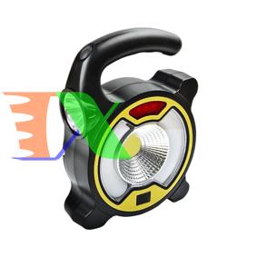 Picture of Đèn pin xách tay ZJ-3199, Đèn kết hợp sạc dự phòng đa năng, Đèn cứu hộ