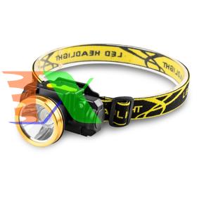 Picture of Đèn pin đội đầu cảm biến thông minh mắt Led siêu sáng (pin li-ion + sạc)