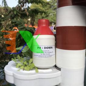 Picture of Dung dịch giảm độ PH PHD-500 ml, PH down, Điều tiết Căn chỉnh PH của nước
