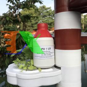 Ảnh của Dung dịch tăng độ PH PHU-500 ml, PH up, Điều tiết căn chỉnh PH của nước
