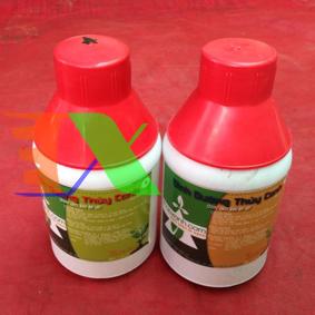 Ảnh của Dung dịch thủy canh cho hoa củ quả 500CQ, Dinh dưỡng thủy canh trồng rau 0.5l * 2, Phân bón thủy sinh