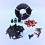 Picture of Bộ Kit 32 Đầu béc phun sương 10lit đầy đủ dây, phụ kiện TX-DIY-04, Bộ tưới phun sương làm mát, tưới hoa lan DIY