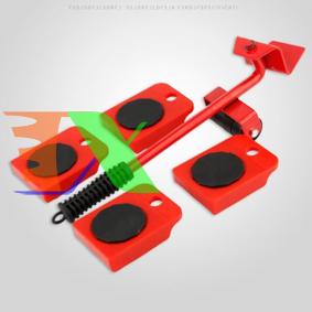 Picture of Bộ dụng cụ nâng chuyển đồ đa năng thông minh EJY-160, Dụng cụ chuyển đồ 8 bánh