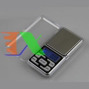 Picture of Cân điện tử, cân tiểu ly bỏ túi DH-668B (0.1g - 500g), Cân vàng, cân thuốc, cân hóa chất thí nghiệm