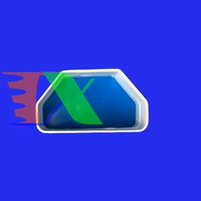 Ảnh của Nối ống PVC lục giác chuyên dụng thủy canh,  Măng sông ống thủy canh lục giác NTF
