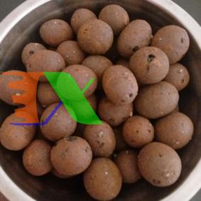 Ảnh của Sỏi nhẹ, Hạt đất sét nung nguyên bao, Viên sỏi hạt trung bình 10-15 mm, Expanded clay pebbles