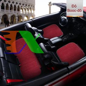 Ảnh của Miếng Lót ghế sau xe ô tô D09.3 3 chỗ, Đệm ghế sau xe hơi, Miếng nệm lót nỉ Mềm mại