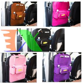 Ảnh của Túi đựng đồ treo lưng ghế ô tô TUI-CB, Túi treo ghế xe hơi Vải không dệt, Túi sau ghế xe đa năng