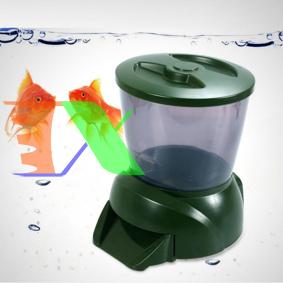 Ảnh của Máy cho cá ăn tự động PFF-01, Thiết bị cho cá cảnh ăn tự động, Máy tự động cho cá Chép Coi ăn